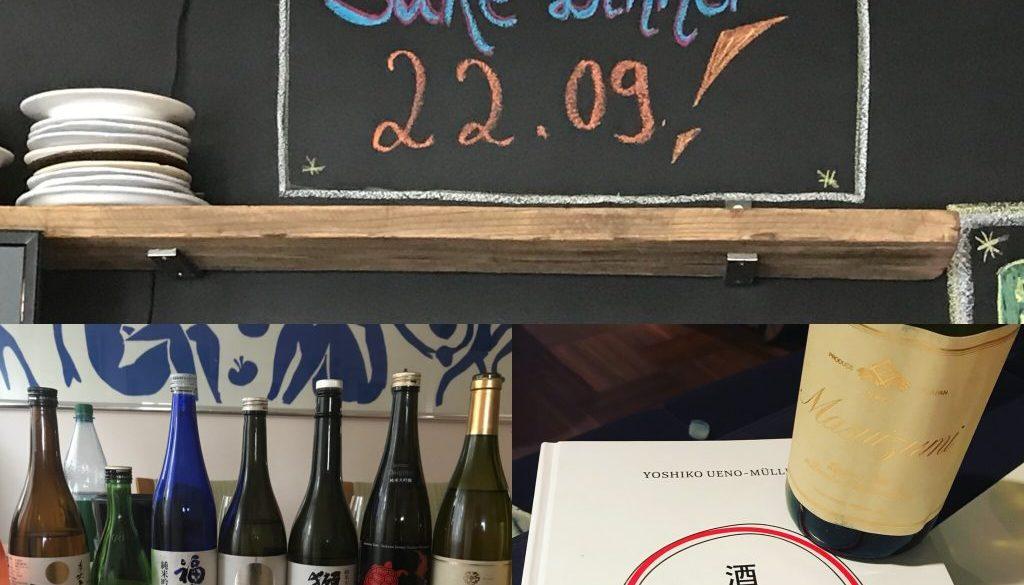 Sake Dinner Sömmerring Weinbar Frankfurt