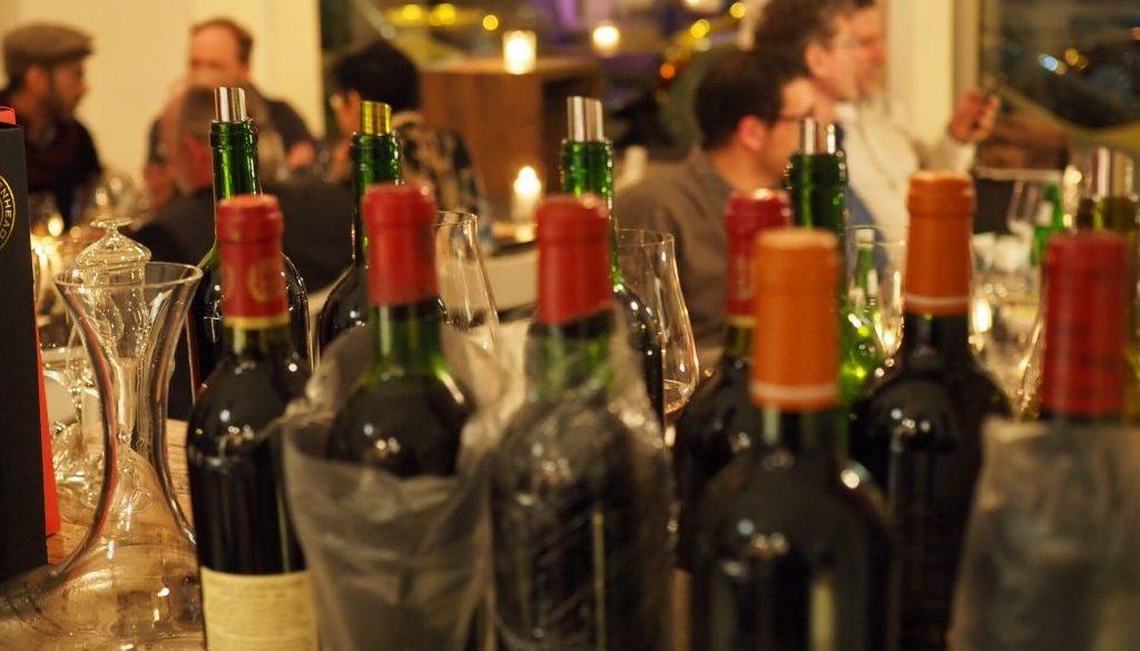 Wine Tasting Sömmerring Weinbar Frankfurt