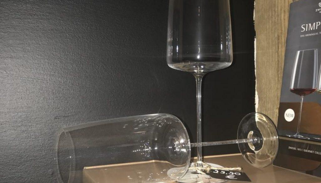Simplify Schaumwein Weinglas Sömmerring Weinbar Frankfurt