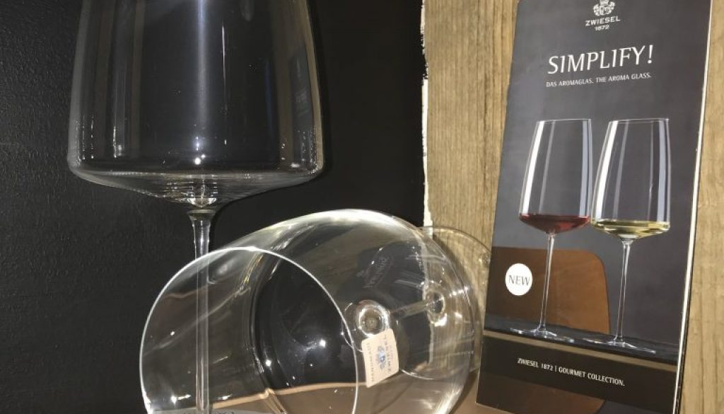 Weinglas Sömmerring Weinbar Frankfurt